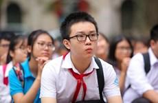 Hà Nội: Cạnh tranh gay gắt giành suất vào lớp 10 trường chuyên