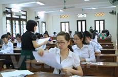 Hơn 880.000 thí sinh đăng ký dự thi Tốt nghiệp trung học phổ thông