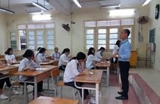 Đề thi Tốt nghiệp Trung học phổ thông được bảo vệ ra sao?