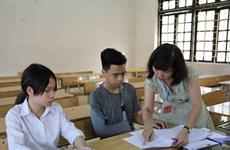 Gợi ý giải đề thi môn Toán kỳ thi tuyển vào lớp 10 tại Hà Nội