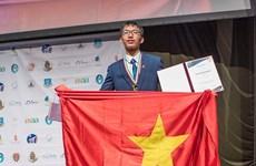 Học sinh Hà Nội đoạt huy chương vàng tại Olympic Vật lý châu Âu 2020