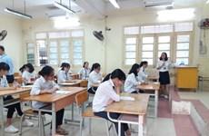 Thi Tốt nghiệp THPT 2020: Hà Nội có 3 thí sinh thuộc đối tượng F2