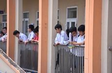 98,3% học sinh Hà Nội đã được xác nhận nhập học vào lớp 10