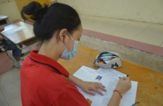 Vì COVID-19, trên 26.000 thí sinh phải thi Tốt nghiệp THPT đợt 2