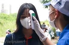 Hà Nội: 68 thí sinh về từ vùng dịch, đang chờ kết quả xét nghiệm