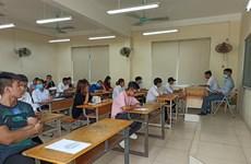 Sáng nay, 126 thí sinh thi lại Tốt nghiệp THPT do lỗi của giám thị