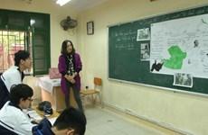 Ngưỡng đảm bảo chất lượng ngành đào tạo giáo viên tăng 0,5 điểm