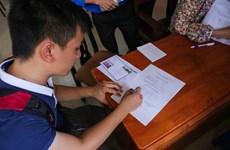 Hôm nay thí sinh bắt đầu điều chỉnh nguyện vọng xét tuyển đại học