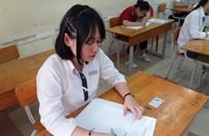 Khối ngành công an: Điểm chuẩn thí sinh nữ cao chót vót