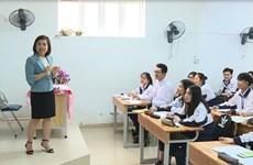 Phát động cuộc thi sáng tác ca khúc về thầy cô và mái trường