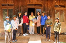 Nữ sinh mang khát vọng đổi đời cho cộng đồng dân tộc K'Ho