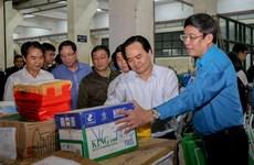 Hỗ trợ hơn 22.000 bộ sách giáo khoa, vở viết cho học sinh miền Trung