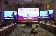 Đưa Việt Nam trở thành nước đi đầu về chuyển đổi số trong giáo dục