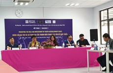 'Việt Nam đang rất nỗ lực để cải thiện điều kiện sống của người dân'