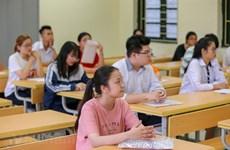Gần 2.300 thí sinh đoạt giải trong kỳ thi Học sinh giỏi quốc gia