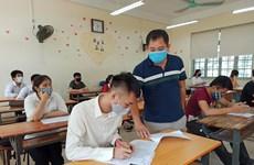 Tính toán điều chỉnh hệ thống câu hỏi, bài thi tốt nghiệp THPT