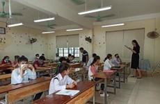 Những điểm cần lưu ý khi đăng ký xét tuyển khối trường quân đội