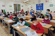Dịch COVID-19 phức tạp, ngành giáo dục gấp rút 'chạy' thi học kỳ II