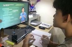 Địa phương đầu tiên cho phép thi trực tuyến với học sinh cấp 1, 2