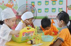 Giảm thiểu khuôn mẫu về giới từ giáo dục mầm non Việt Nam