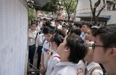 Hà Nội vẫn tổ chức 4 môn thi vào lớp 10 năm học 2021-2022