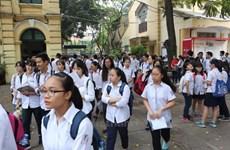 Hà Nội: Phụ huynh băn khoăn khi học sinh chưa thi xong đã nghỉ hè