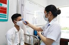Bố trí kíp trực y tế tại các điểm thi tốt nghiệp trung học phổ thông