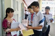 Hà Nội: Những điểm thí sinh cần lưu ý trước khi vào phòng thi