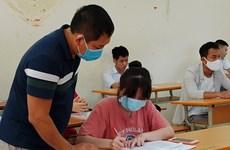 Hà Nội: Hơn 93.000 học sinh Hà Nội bắt đầu cuộc cạnh tranh vào lớp 10