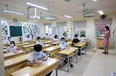 Hà Nội: Đề vào lớp 10 không quá khó, phù hợp thời gian làm bài