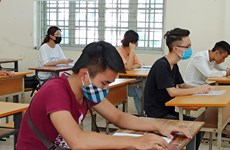 Hà Nội có 31 học sinh lớp 12 bị ảnh hưởng của dịch COVID-19