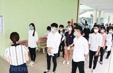 Các tỉnh vùng dịch ráo riết chuẩn bị cho Kỳ thi tốt nghiệp THPT
