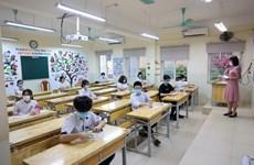 Hà Nội công bố điểm chuẩn vào lớp 10 các trường THPT công lập