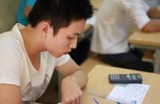 Những điểm thí sinh cần lưu ý trước khi vào phòng thi tốt nghiệp THPT