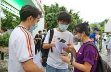 Hà Nội: Gần 600 thí sinh vắng mặt trong buổi thi môn Toán