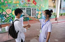 Hà Nội: 167 thí sinh phải thi tốt nghiệp THPT đợt 2 vì dịch COVID-19