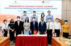 Đại học New Zealand đầu tiên đào tạo chương trình cử nhân tại Việt Nam
