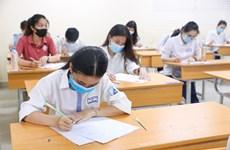 Hà Nội hướng dẫn thí sinh đăng ký dự thi tốt nghiệp THPT đợt hai