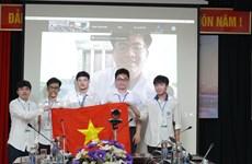 Hà Nội khen thưởng học sinh đoạt giải thi Olympic quốc tế 2021