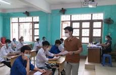 Công bố điểm thi tốt nghiệp THPT đợt 2, tra cứu trên báo VietnamPlus