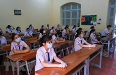 Năm học 2021-2022: Tận dụng tối đa thời gian dạy học trực tiếp
