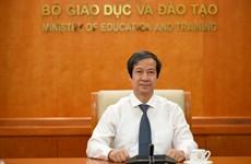 Bộ trưởng Bộ GD-ĐT: 'Trước mắt chúng ta là một năm học đầy thử thách'