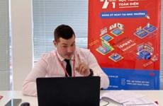 Ra mắt trường học trực tuyến dạy Toán và Khoa học bằng tiếng Anh