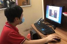 Hà Nội quyên góp được hơn 2.300 máy tính và thiết bị cho học sinh