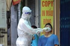 Trưa 13/9: Hà Nội có 15 ca nhiễm COVID-19 ở khu cách ly và ổ dịch cũ