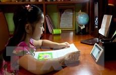 40 tỉnh thành tổ chức dạy học trực tuyến và qua truyền hình