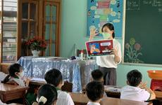 Triển khai dự án giáo dục rửa tay cho 10.000 trẻ em nông thôn Việt Nam