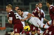AS Roma lần đầu mất điểm, Monaco thua trận đầu tiên