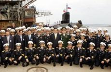 Nga bàn giao trung tâm đào tạo thủy thủ tàu ngầm Việt Nam