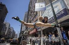 Argentina tổ chức thi Hoa hậu múa cột Nam Mỹ 2013
